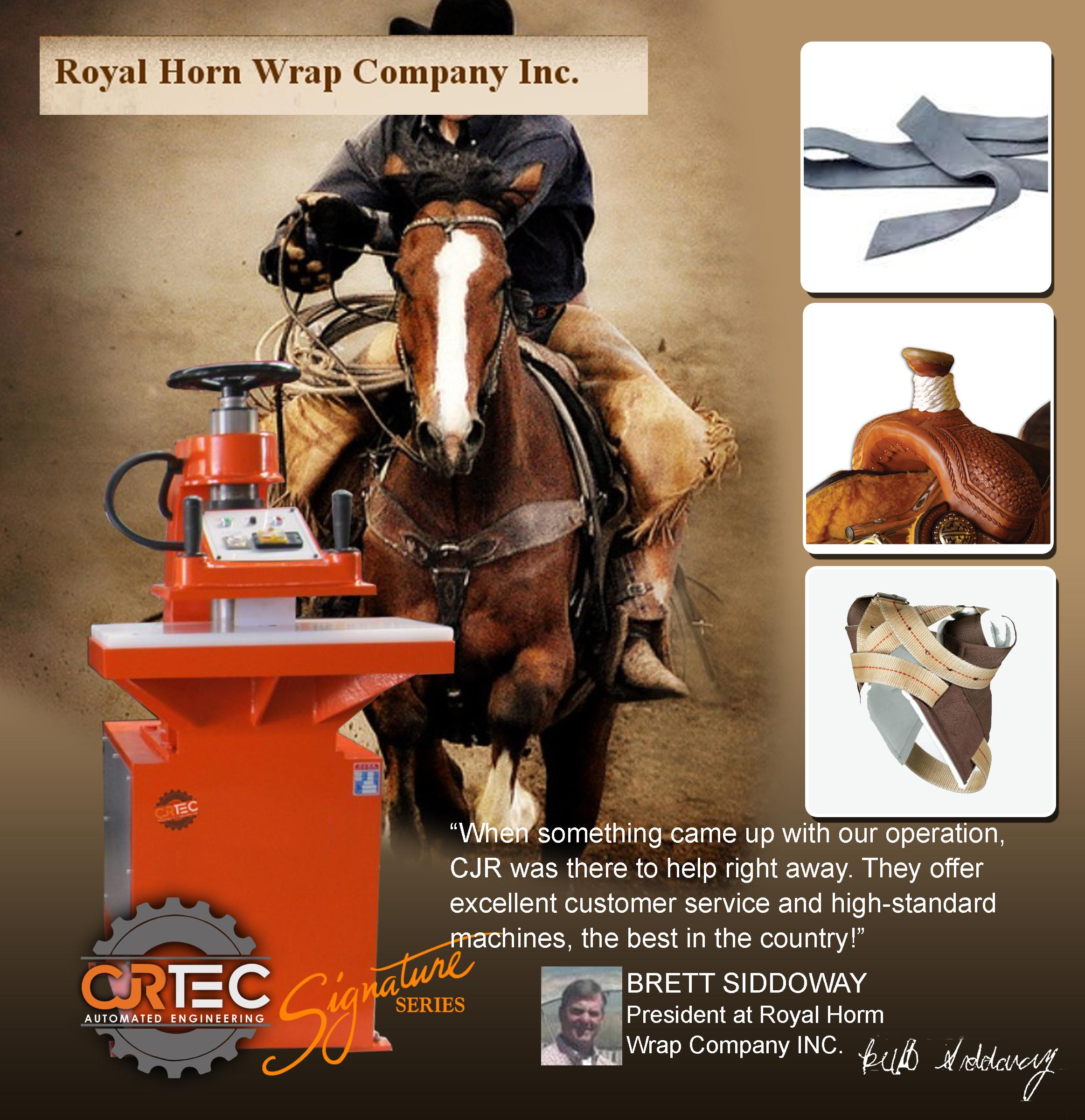 Royal Horn Wrap Company Inc.