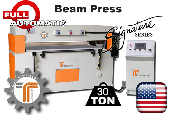 30 ton beam-press