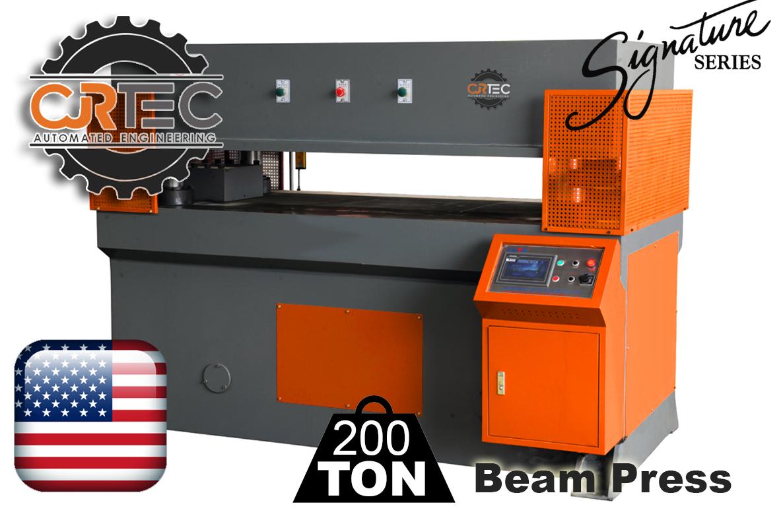 200 beam press