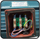 Motor Junction Box