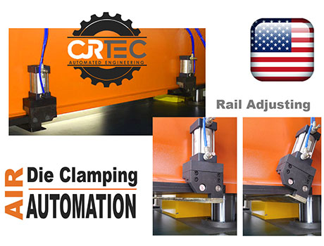 air die clamping automation