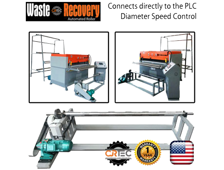 clicker press waste recovery
