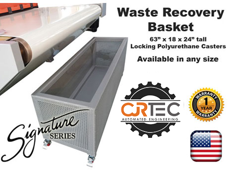 waste recovery basket