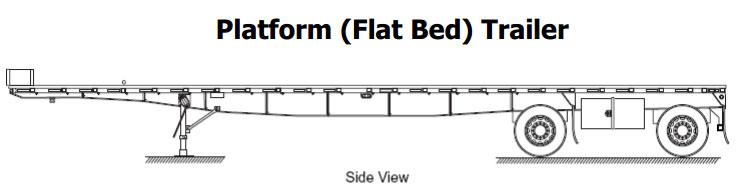 trailer flatbed