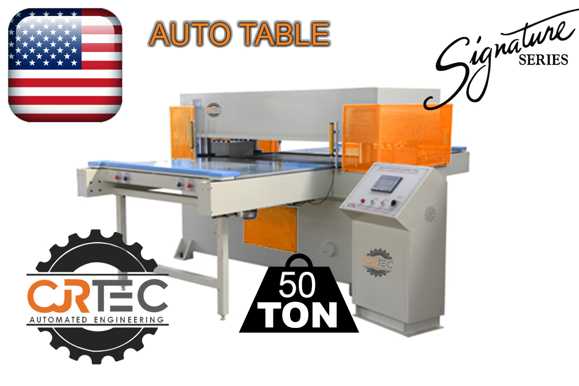 Auto Table Beam Press
