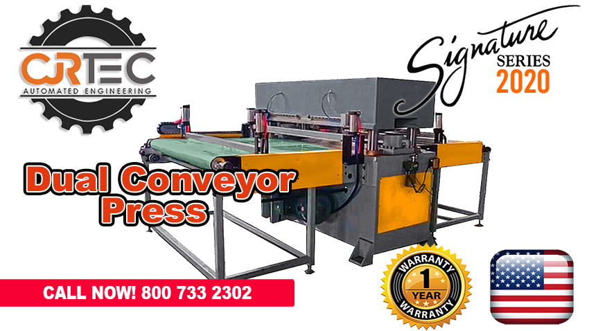 Dual Conveyor Press